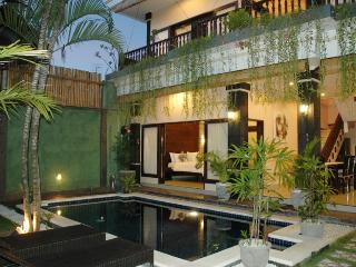 LEGIAN - 3 Bedroom Villa-Great Location - KUBU - Legian vacation rentals