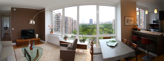 Central Park at your feet - Panoramic View! - LUXURY 2 BED/2.5 BA - Gorgeous Central Park View! - New York City - rentals