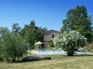 Family friendly holiday house with pool - apt3 - San Venanzo vacation rentals