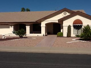FULLY FURNISHED 2 BED/2BATH BEAUT. HOME  ONE FLOOR - Sun City West vacation rentals