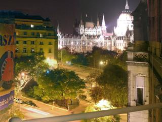 Huge bourgeois apartment with Parliament panorama - Visegrad vacation rentals