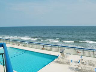 Immaculate oceanfront 1BR, The Oceans, WiFi/pool - North Myrtle Beach vacation rentals