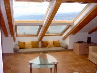 Luxurious penthouse apt with stunning sea view - Postira vacation rentals