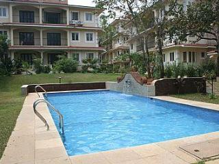 08) Quiet Ground Floor Apartment Siolim Sleeps 2/3 - Siolim vacation rentals