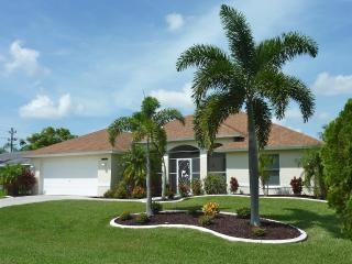 Villa Florence 3/2 pool home in SW Cape Coral - Florida South Central Gulf Coast vacation rentals