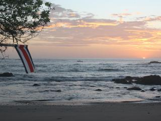 Private Oceanfront Beach Log Cabin - Rio Seco vacation rentals