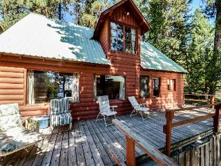 Rustic Red Cabin with Dock - McCall vacation rentals
