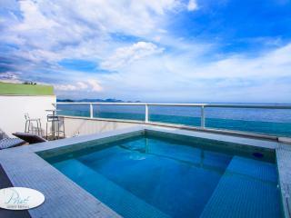 Copacabana Ultra Modern 2 Level Penthouse - Copacabana vacation rentals