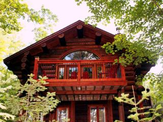 Private Log Home Family Friendly close to all WIFI - Mont Tremblant vacation rentals