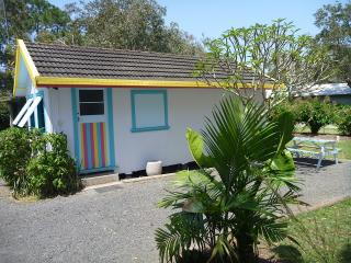 Private, quiet beachfront cabin near Coffs Harbour - Wooli vacation rentals