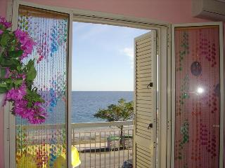 Apartment by the sea, near Taormina, Catania, Etna - Roccalumera vacation rentals