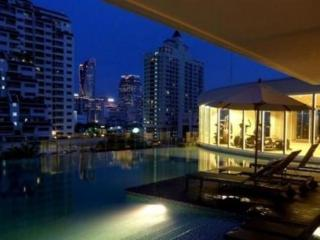 1 BR City Center walk to BTS&Airport Link+Pool+Gym - Nonthaburi vacation rentals