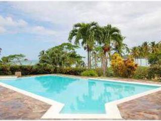 Spectacular beach house, located in bay corner, samana - Image 1 - Santa Barbara de Samana - rentals