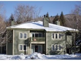 Exterior of Condo - Smuggler's Notch Ski Condo for Christmas 2015 - Jeffersonville - rentals