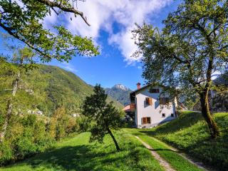 Apartment house in Triglav National Park, Zadlaz - Tolmin vacation rentals