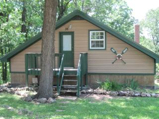 Oar House Cabin, Lake of the Ozarks, Missouri - Lake of the Ozarks vacation rentals