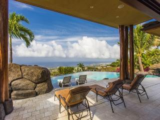 IO Way -Gorgeous 4 Bedroom, 3 Bathroom Gated Home with Magnificant Views!-PH IOWay - Kailua-Kona vacation rentals