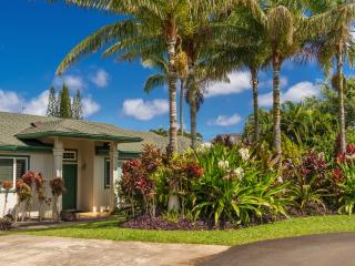 Family Friendly 5 BR 3 BA Custom Home One Level!!! - Kauai vacation rentals
