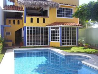 Back of house with pool - Budget Minded Traveler?  New 1 or 2 BR apartments - Puerto Escondido - rentals