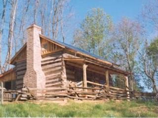 Highlands Cabin....A Step Back to Early America - Virginia vacation rentals