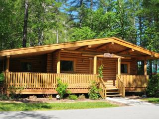 Moose Log Cabin Bull River Guest Ranch BC Rockies - Wardner vacation rentals