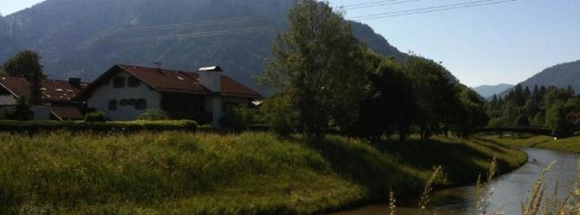 Vacation Apartment in Oberammergau - 398 sqft, Central, quiet location, bright, cozy furnished (# 4258) #4258 - Vacation Apartment in Oberammergau - 398 sqft, Central, quiet location, bright, cozy furnished (# 4258) - Oberammergau - rentals