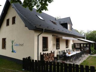 Vacation Apartment in Märkisch Buchholz - 377 sqft, natural, quiet, comfortable (# 4262) - Markisch Buchholz vacation rentals