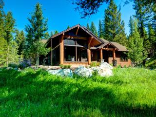 Custom Home on 13 Private Acres Close To Whitefish - Whitefish vacation rentals