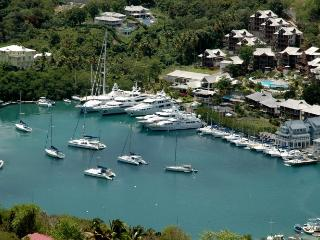 2BR Luxury Suite in Capella Resort, Marigot Bay - Marigot Bay vacation rentals
