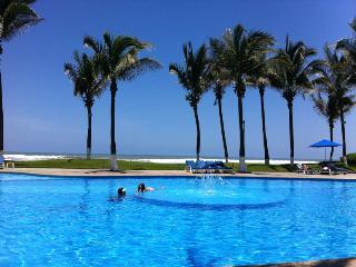 OCEAN FRONT APART.ACAPULCO, MAYAN ISLAND,TULUM 103 - Mexican Riviera-Pacific Coast vacation rentals