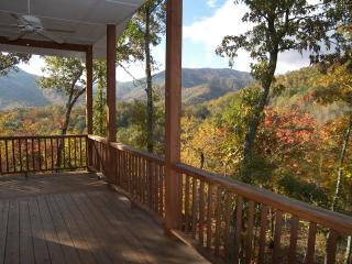 Spectacular Smoky Mountain Views! - Smoky Mountains vacation rentals