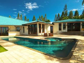 On Sale! Kauai, Hawaii Luxury Vacation Home Rental - Hanalei vacation rentals