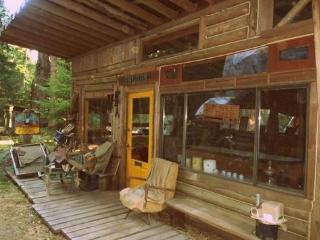 EDGE of the WEST - Log Cabin Studio - Cortes Island vacation rentals