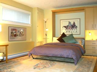 Spacious Studio Garden Suite - Victoria vacation rentals