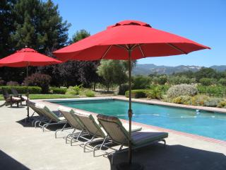Secluded Sonoma Country Retreat, Views, Pool-Spa - Yountville vacation rentals