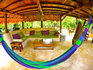 Palapa In Cenote Balam-Ha - Akumal vacation rentals
