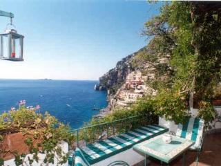 Bella Mare II Villa to rent in Positano, Amalfi coast - Positano vacation rentals