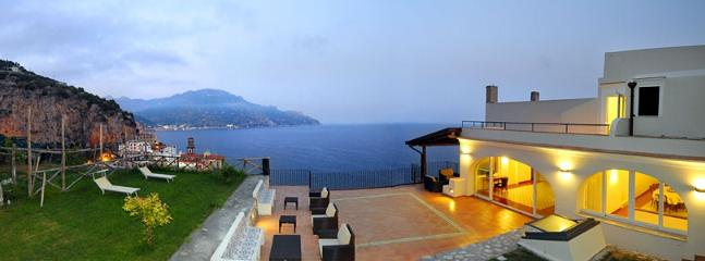 Amalfi Gem Amalfi villa rental -  large villa on the Amalfi coast of Italy - Image 1 - Amalfi - rentals