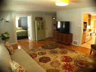 aqua Lemonade Cottage 9/1-9/4 $200/NT  HOT TUB - New Buffalo vacation rentals