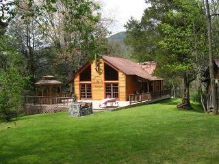 WITSEND CABIN FOR PRIVACY AND SECLUSION - Pisgah Forest vacation rentals