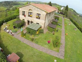 Holiday Apartment in Converted Barn in Tuscany - Volterra vacation rentals