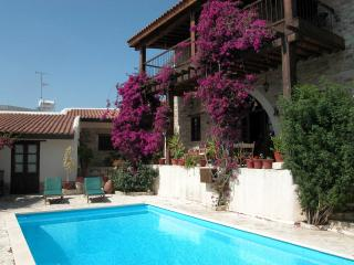 THE NEST, 5 BEDROOM STONE-BUILT VILLA WITH POOL - Nicosia District vacation rentals
