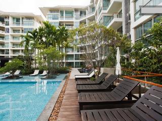 2 BR Condo at Pattaya, Wong Amart. - Bangsaen vacation rentals