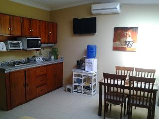 Puerto Lopez furnished poolside condo by beach! - Puerto Cayo vacation rentals