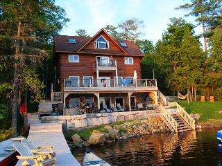 My Lakefront Cottage -  6 Bedroom Luxuary Cottage - Buckhorn vacation rentals