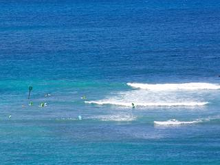 Truly Beautiful Lagoon and Water views, Watch Fire - Honolulu vacation rentals