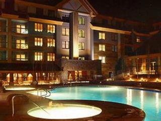 Private Lake Acc MARRIOTT@HEAVENLY Kitchen/Hot Tub - South Lake Tahoe vacation rentals