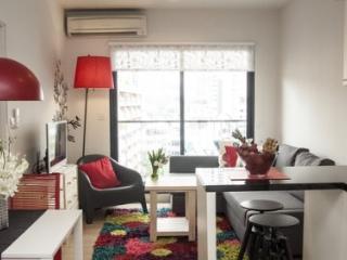 Modern one bedroom apartment, in center of Bangkok - Bangkok vacation rentals
