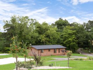 YORKSHIRE LODGE, log cabin, ground floor, hot tub, pet-friendly, in Kiplin, Ref 27294 - North Yorkshire vacation rentals