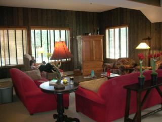 Mt. Hood,Government Camp-3brmCondo/Chalet, spacious w/HOT Pool right out back door - Government Camp vacation rentals